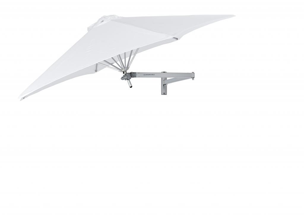 Parasol sans mât Paraflex Wallflex UMBROSA
