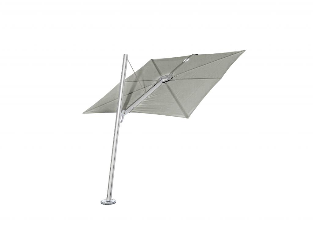 Parasol inclinable voile ombrage Spectra UMBROSA