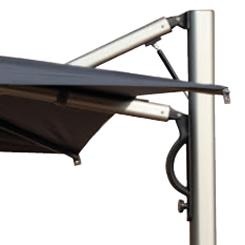 Parasol déporté haut de gamme Astro SCOLARO