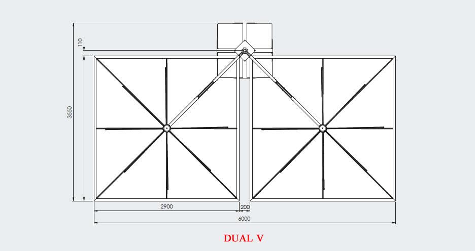 Astro dual V schema