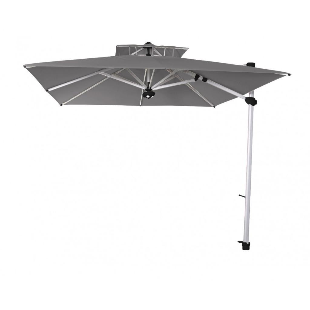 Parasol déporté 300x300cm Laterna Pro SOLERO