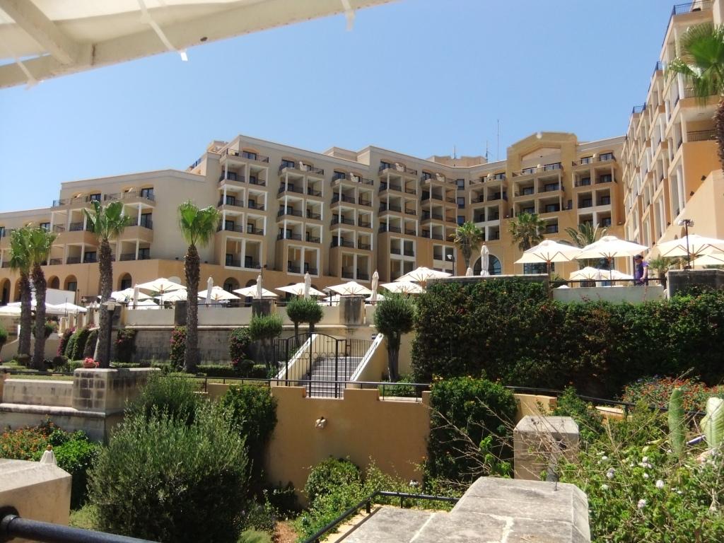 Parasol terrasse hotel en bois Palladio Standard SCOLARO