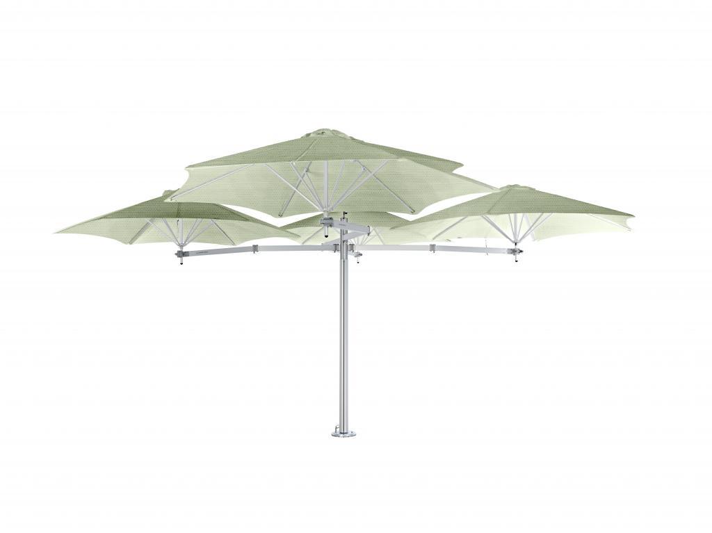 Parasol terrasse pour professionnel Paraflex Evolution UMBROSA